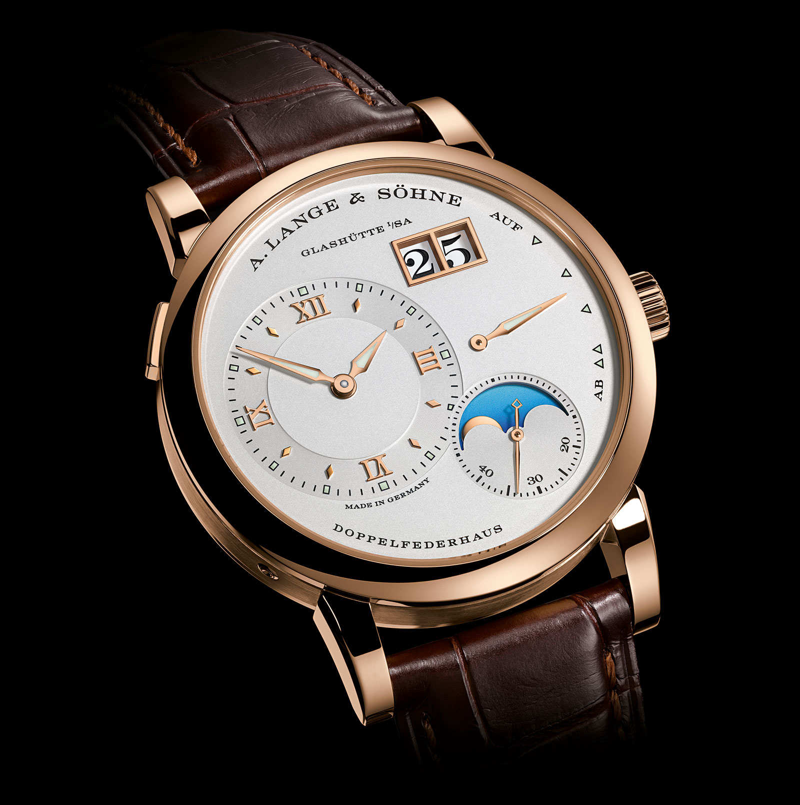Lange 1 Moon Phase SIHH 2016-4
