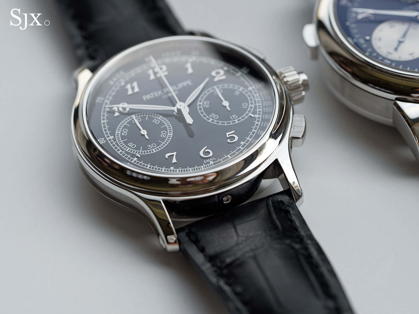 Lange Double Split Patek 5370 comparison 2