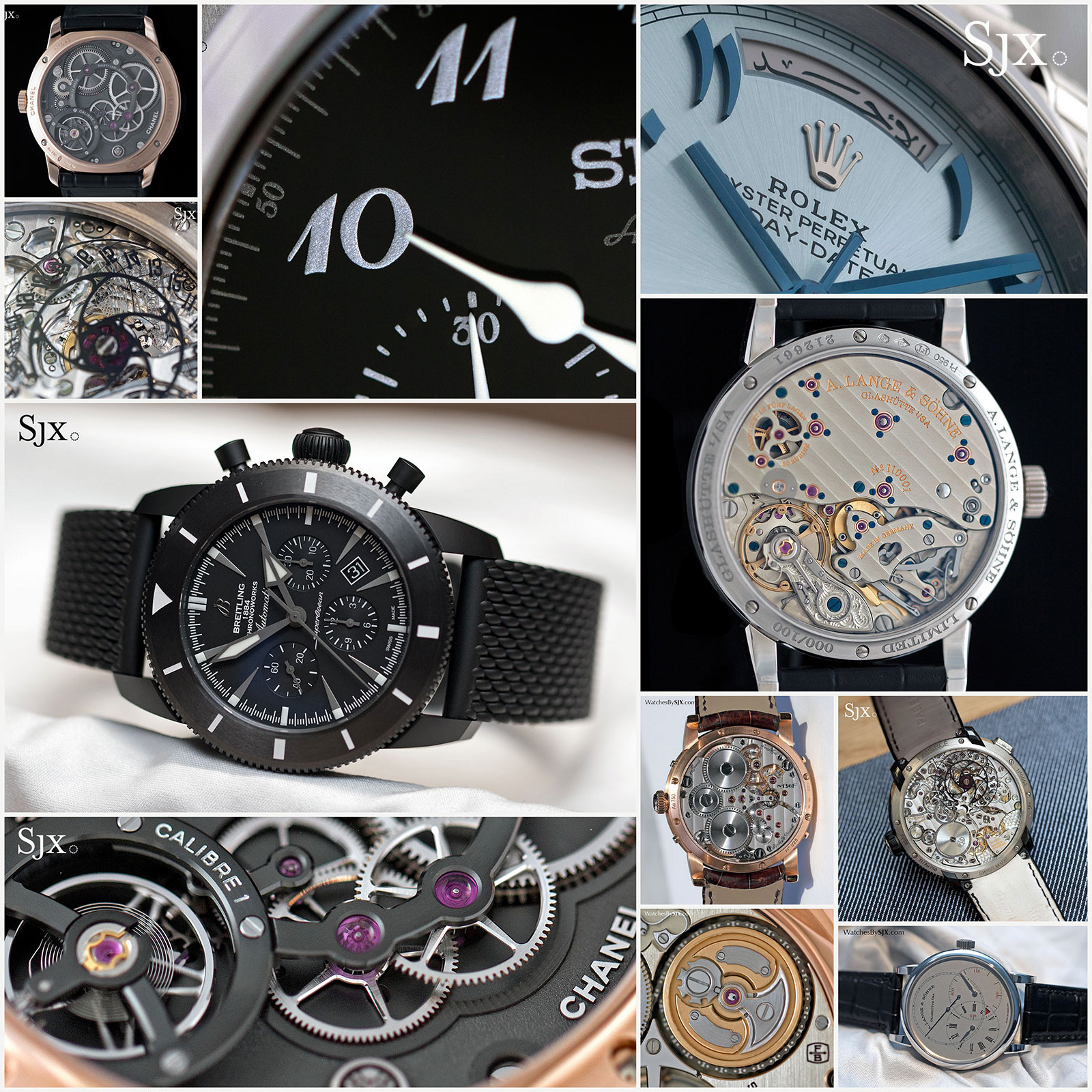 Notable watches of 2016