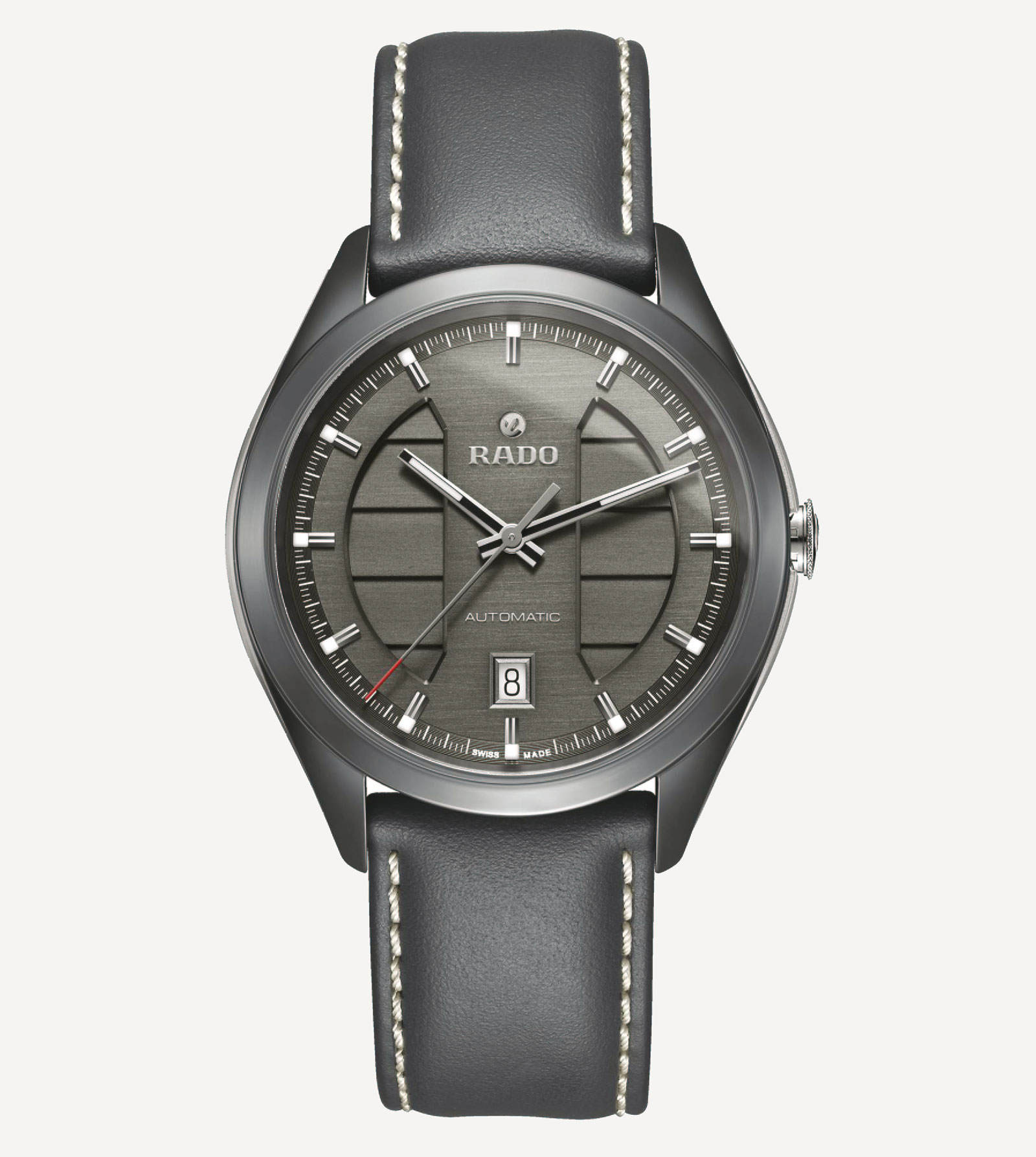 Rado HyperChrome Ultra Light deep grey 3