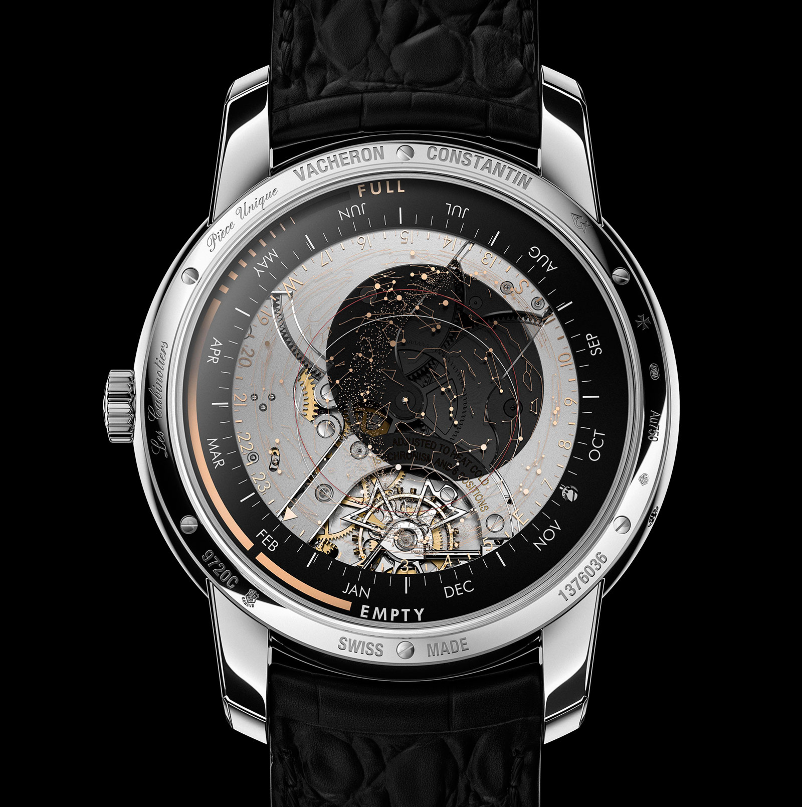 Vacheron Constantin Celestia Astronomical Grand Complication 3600-6