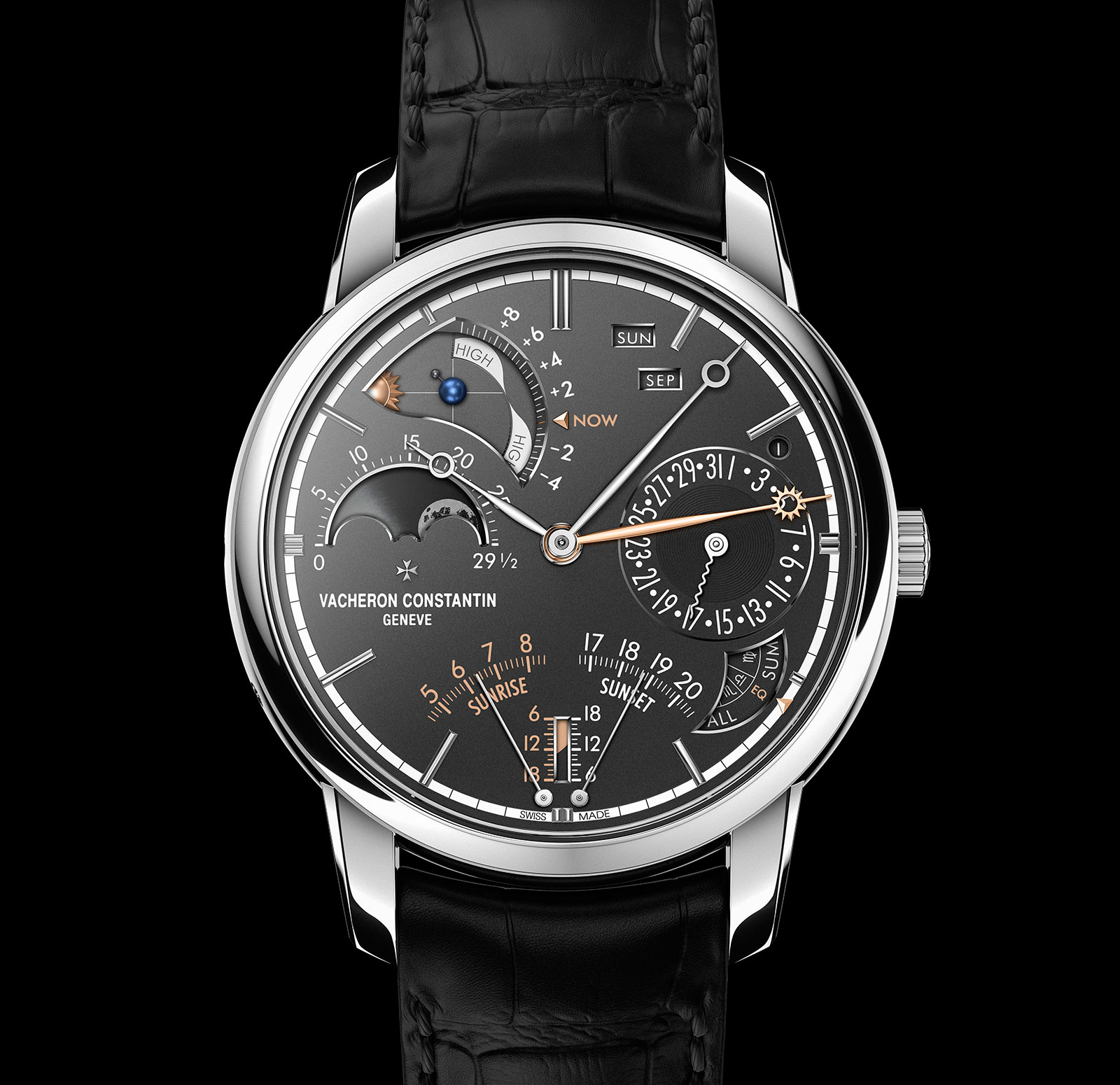 Vacheron Constantin Celestia Astronomical Grand Complication 3600-8
