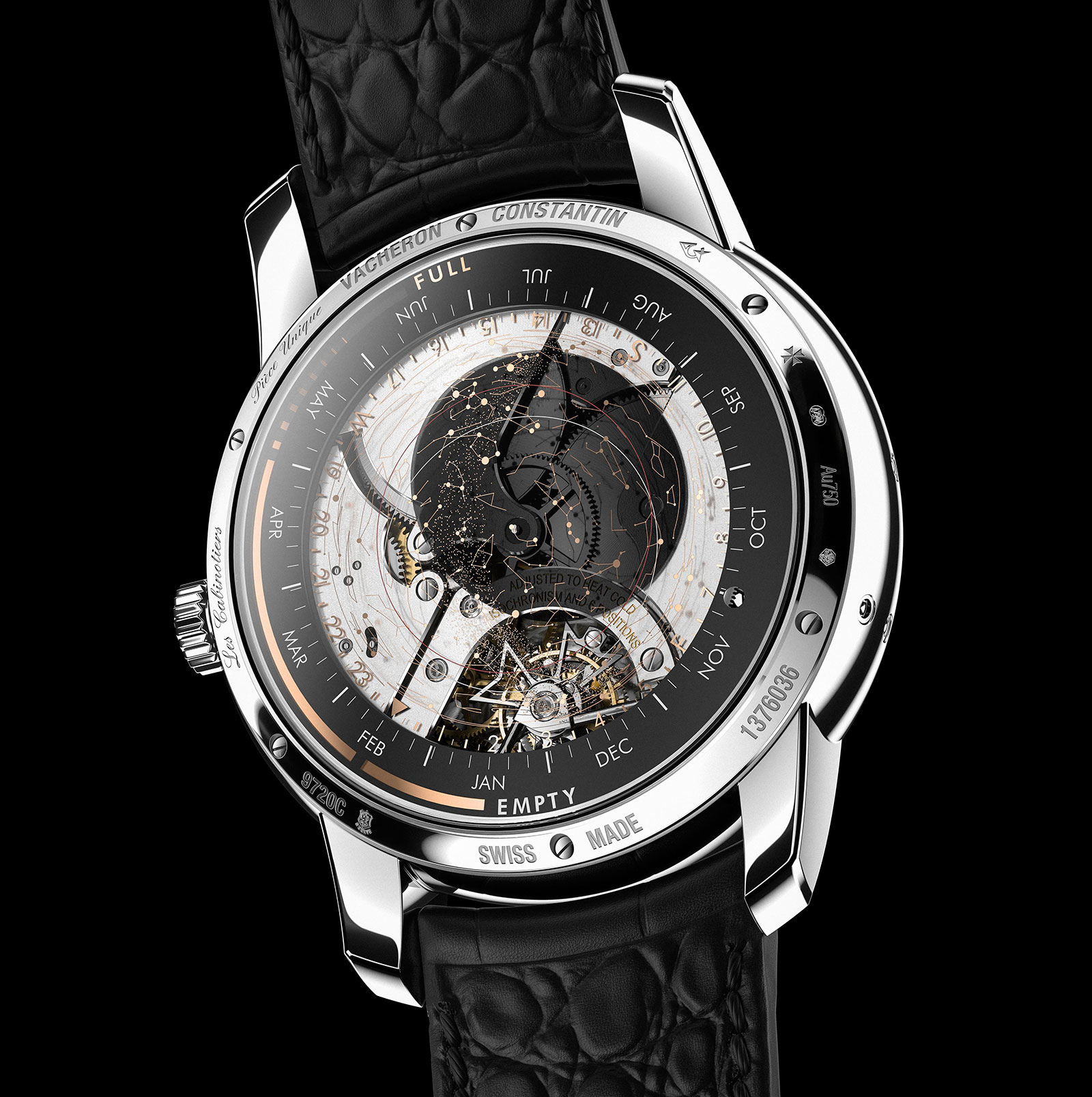 Vacheron Constantin Celestia Astronomical Grand Complication 3600-9