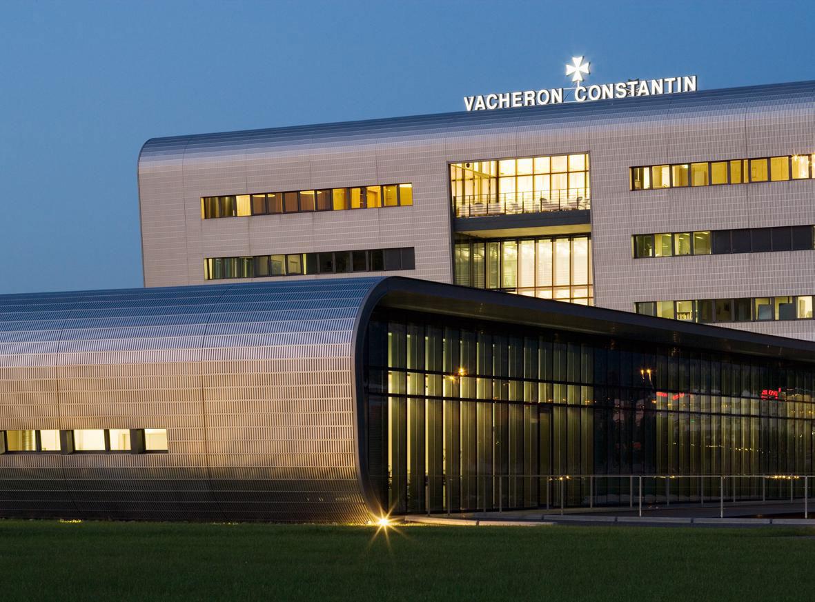 Vacheron Constantin Manufacture Geneva