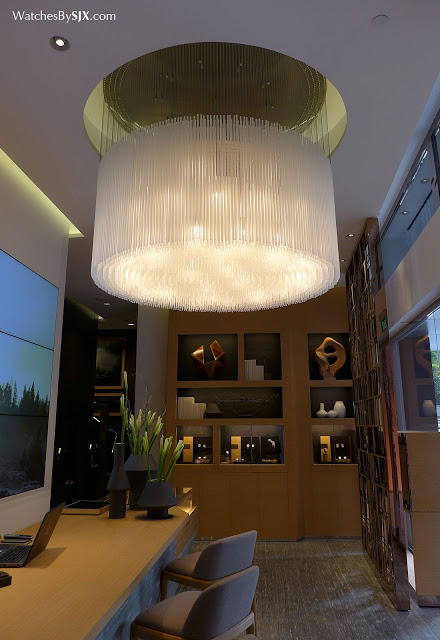A Peek Inside The Newly Reopened Audemars Piguet Boutique In