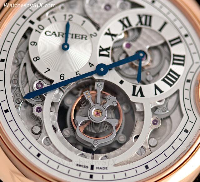 Cartier Ballon Bleu 2013