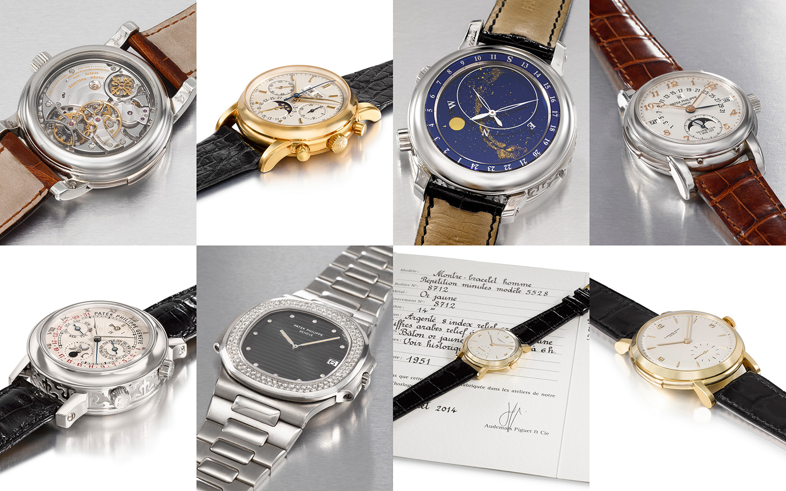 Watch Auction Geneva 2015: Christie's Important watches
