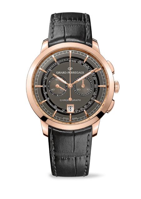 Baselworld 2013: Girard-Perregaux 1966 Chronograph with ...