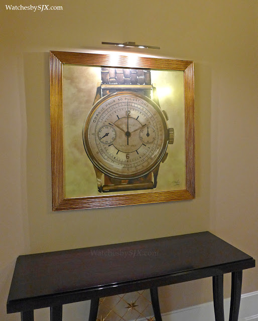 a stay at hotel l orologio the watch themed boutique. Black Bedroom Furniture Sets. Home Design Ideas