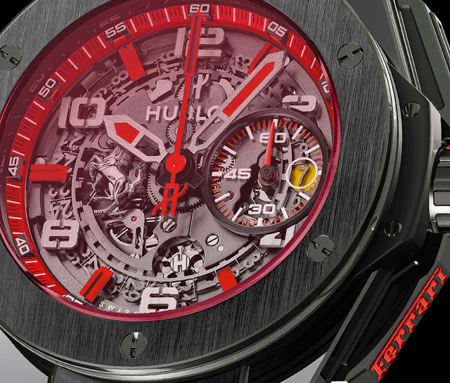 introducing the hublot big bang ferrari singapore limited edition with specs and price sjx. Black Bedroom Furniture Sets. Home Design Ideas