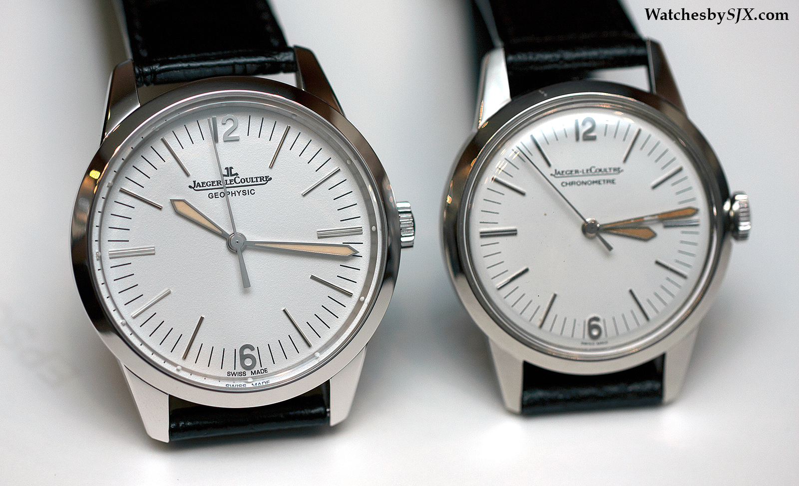 Hands on with the jaeger lecoultre geophysic 1958 reissue with live photos and price sjx watches for Geophysic watches