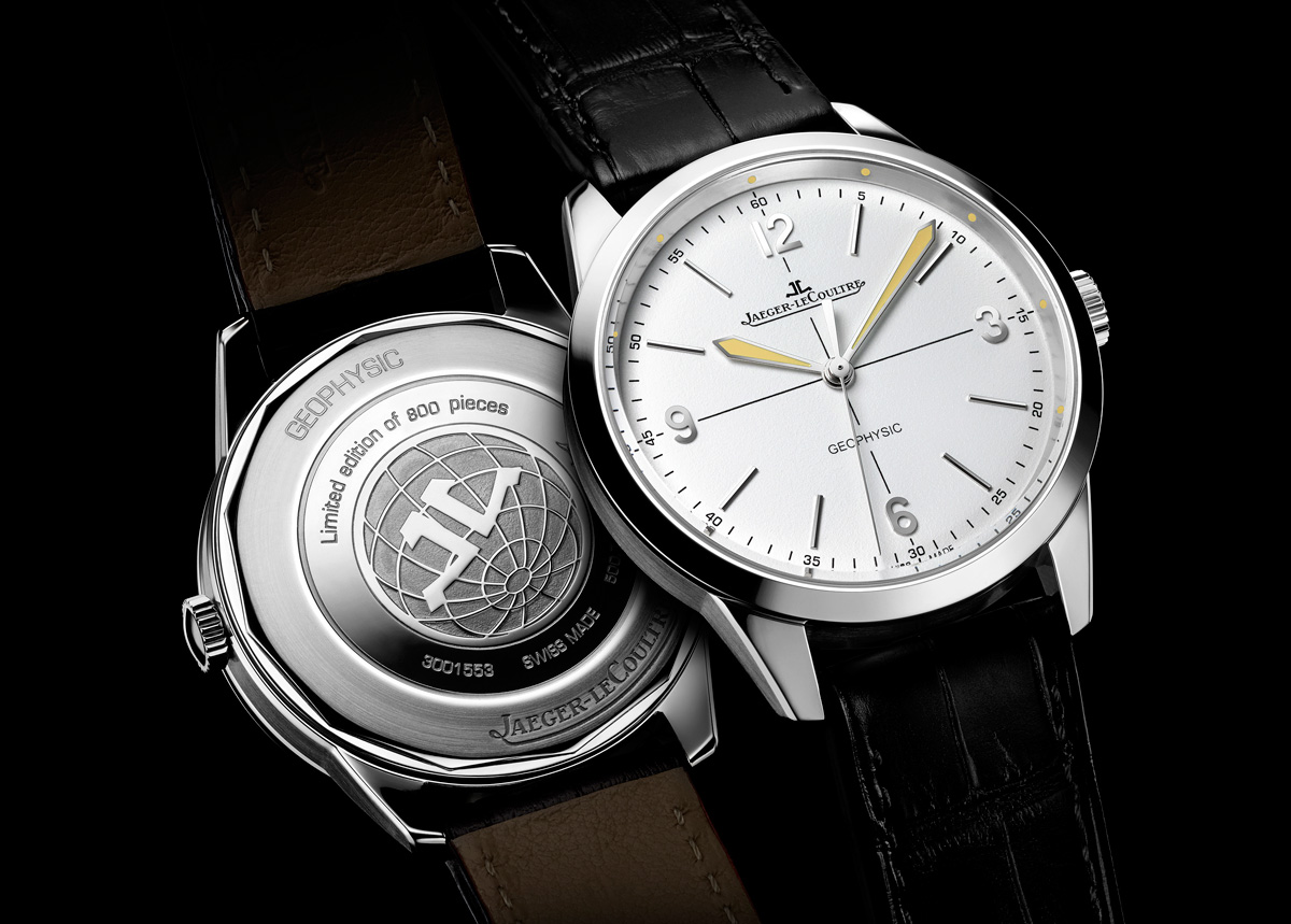 Introducing the jaeger lecoultre geophysic 1958 limited edition with specs and price sjx watches for Geophysic watches