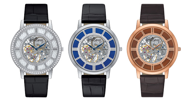 Introducing the jaeger lecoultre master ultra thin squelette an extra thin skeletonised and for Jaeger lecoultre kinetic