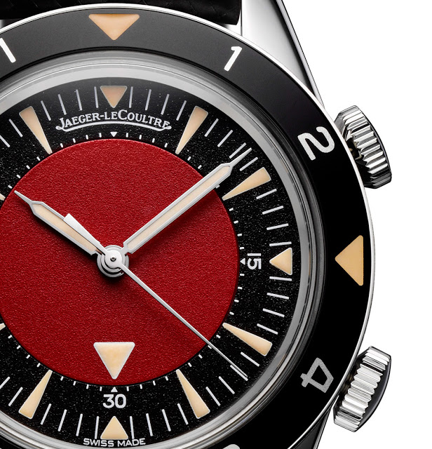Jaeger-LeCoultre Newson Atmos and Memovox customised by