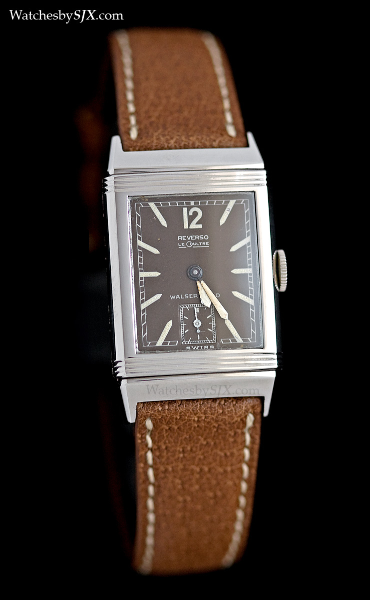 Hands On With The Jaeger Lecoultre Grande Reverso Ultra