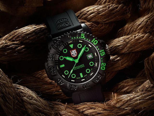 Introducing the Luminox Navy SEAL Colormark Nova (with