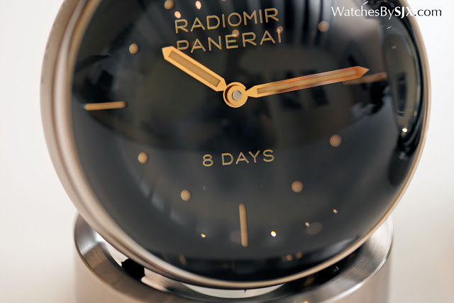 Panerai Spherical Table Clocks
