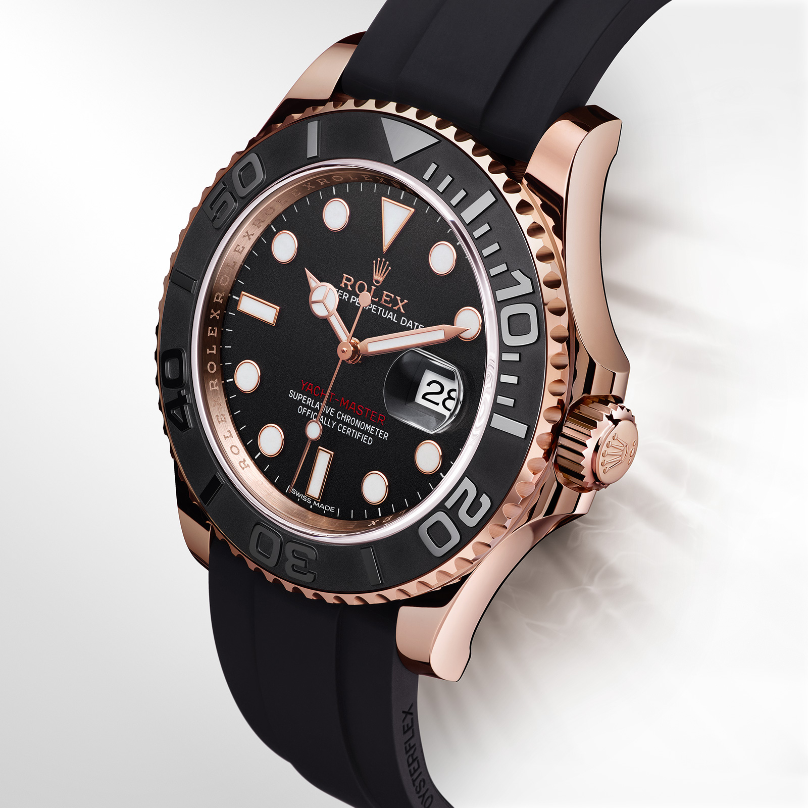 Rolex Yachtmaster 2 Rose Gold Price
