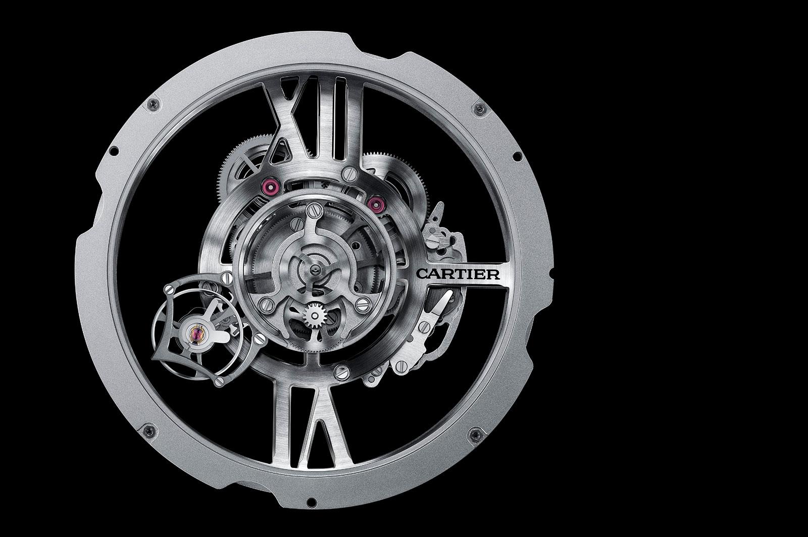 Cartier Rotonde De Cartier Astrotourbillon Price