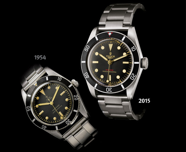 Tudor Unveils One Of A Kind Heritage Black Bay One For Only