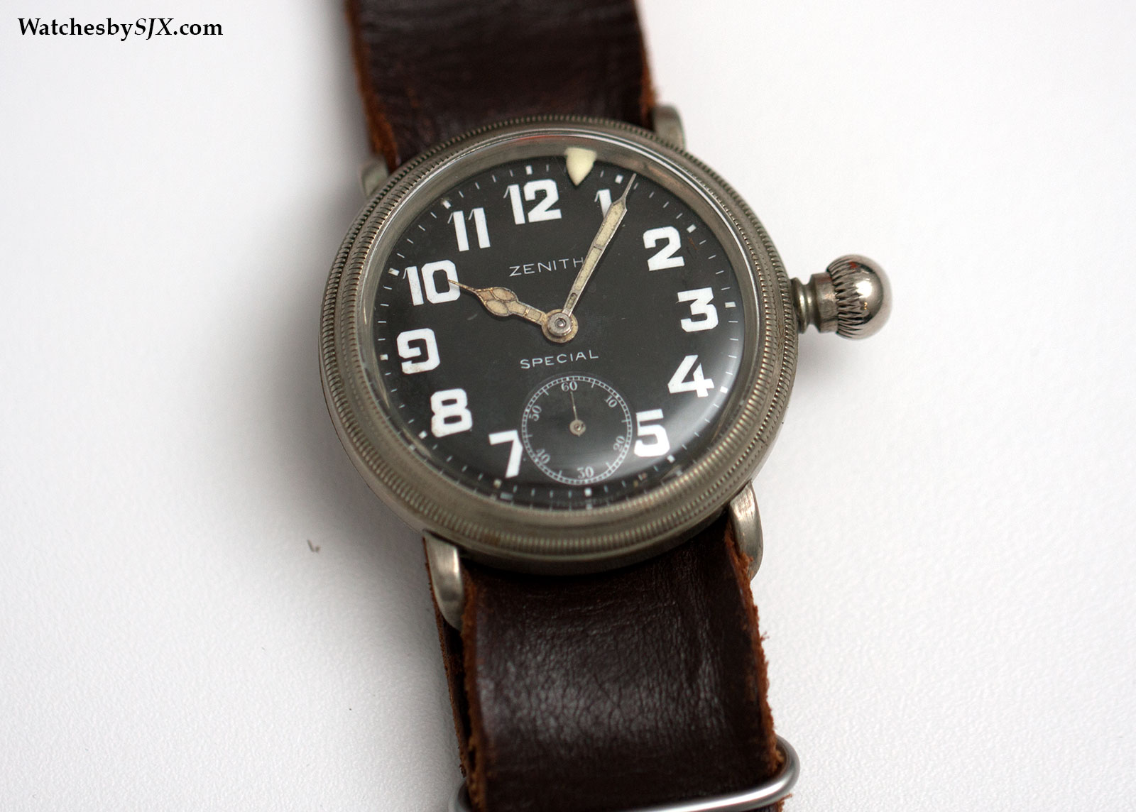 Zenith's History In Pilot's Watches Explained In Five ...