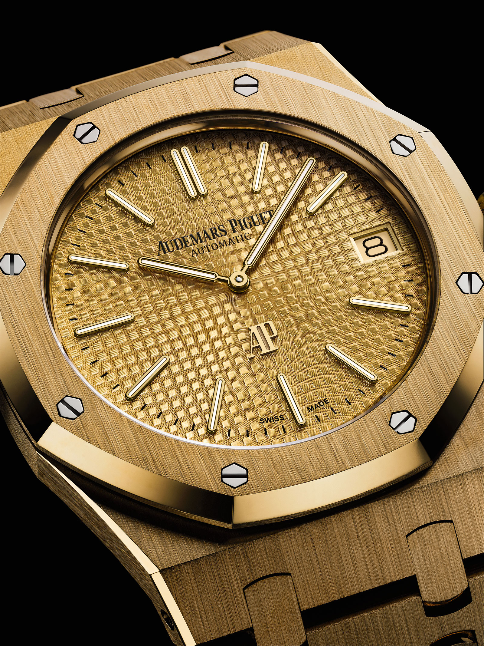 Audemars Piguet Royal Oak Extra-Thin Yellow Gold 3