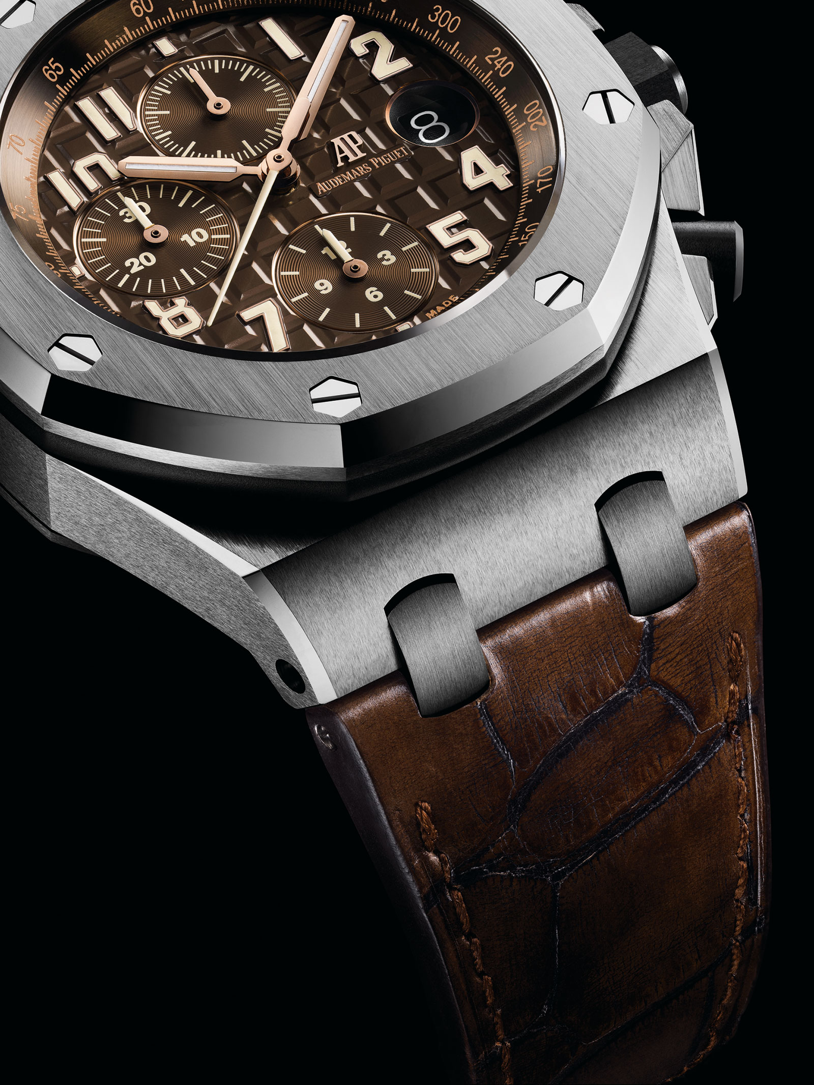 Audemars Piguet Facelifts The Royal Oak Offshore