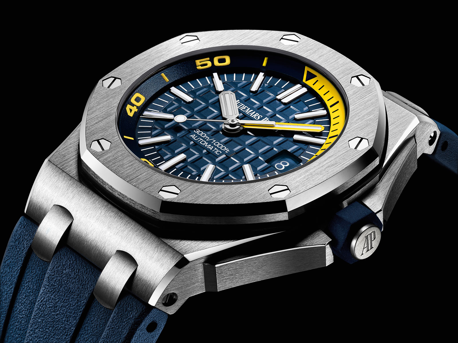 "Audemars Piguet Royal Oak Offshore Diver ""Funky Colour"" replica"