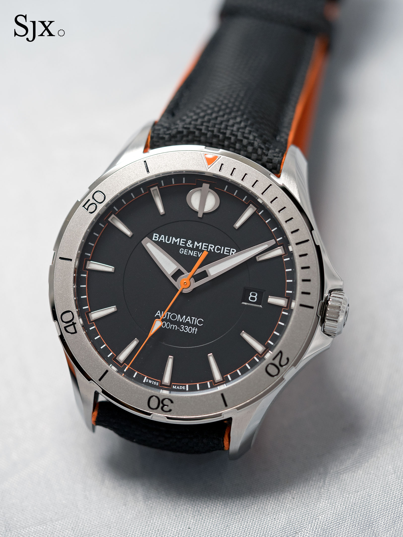 Baume & Mercier Clifton Club 2