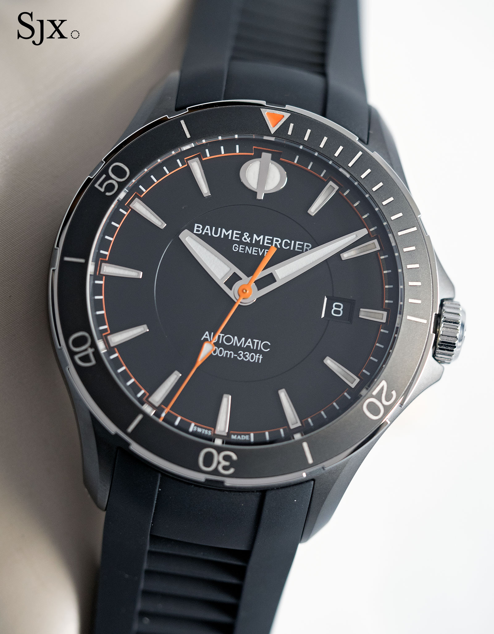 Baume & Mercier Clifton Club ADLC