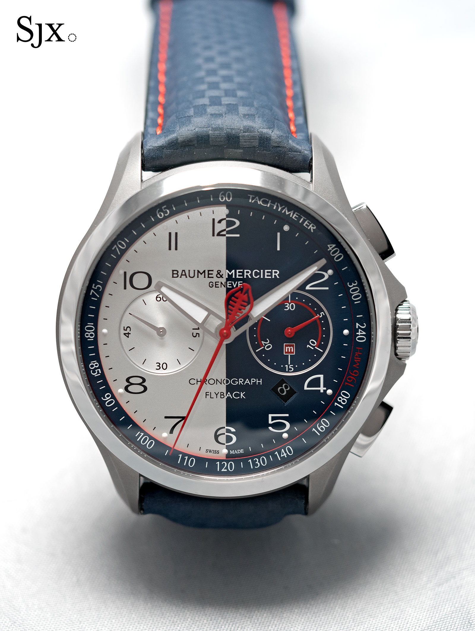 Baume & Mercier Clifton Club Shelby Cobra CSX2299-1