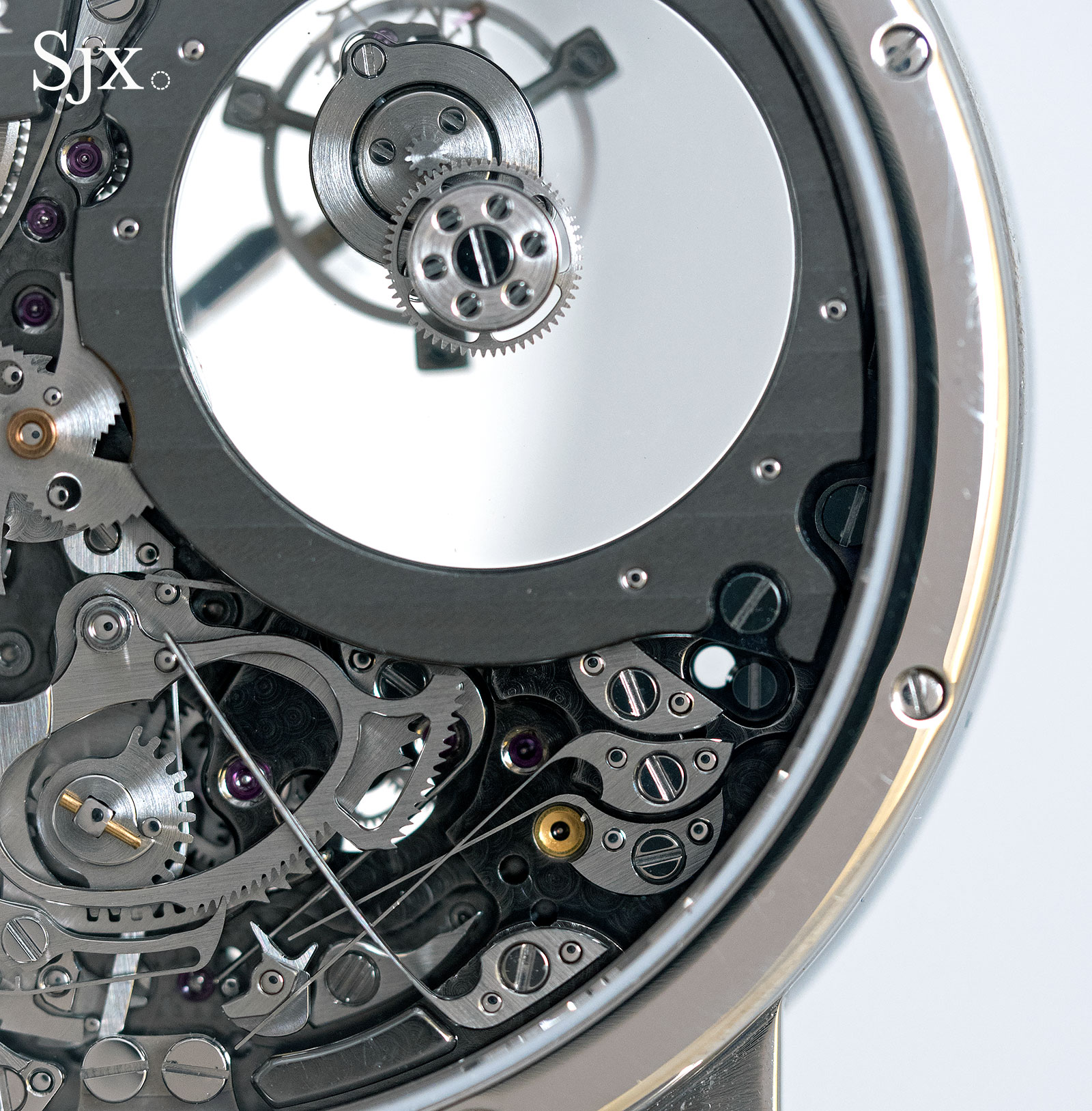 Cartier Rotonde Repeater Mysterious Double Tourbillon 6