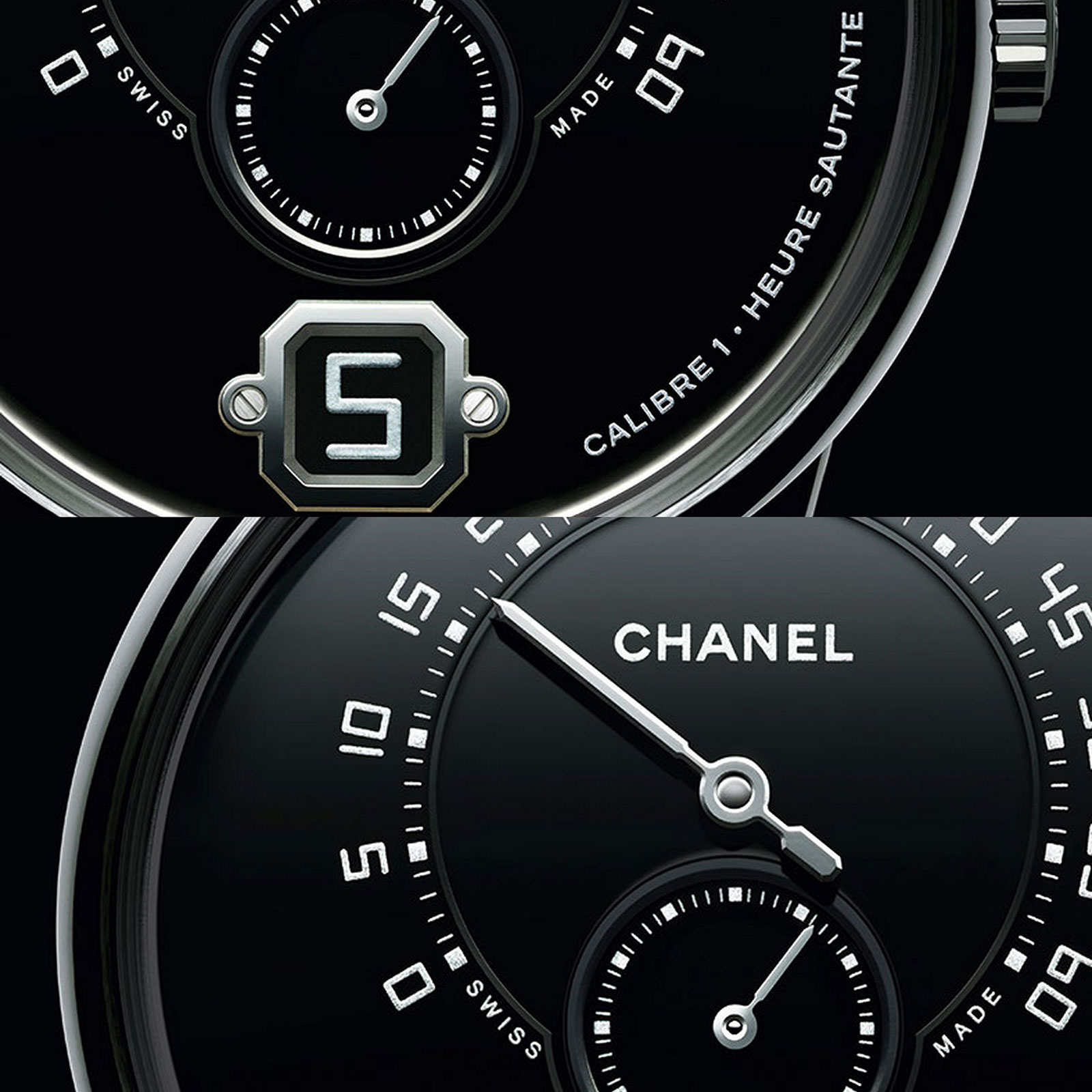 Chanel Monsieur de Chanel platinum 1