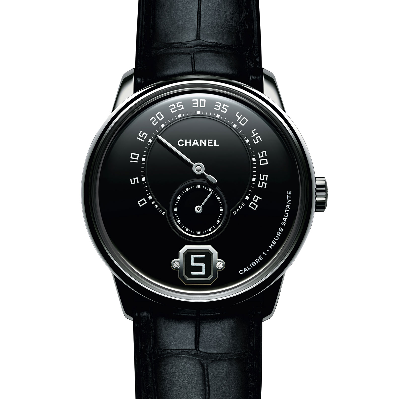 Chanel Monsieur de Chanel platinum