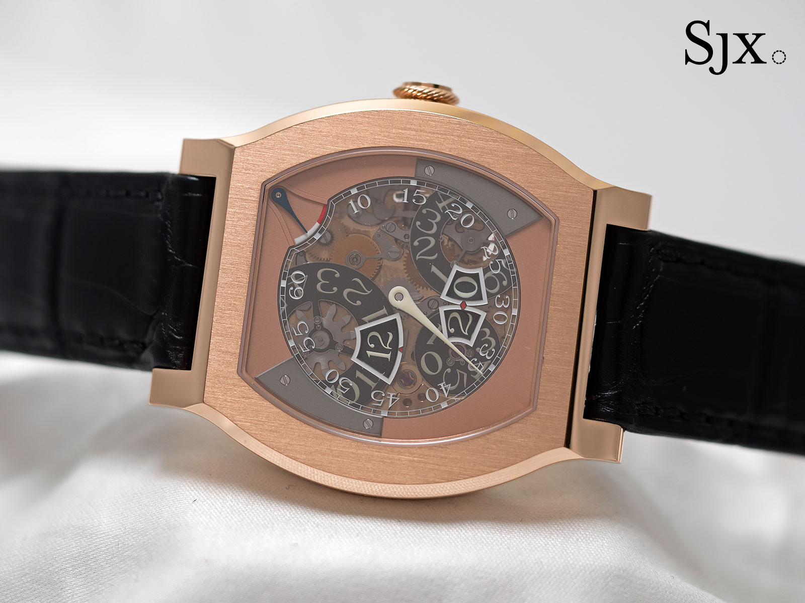 FP Journe Vagabondage III red gold 1