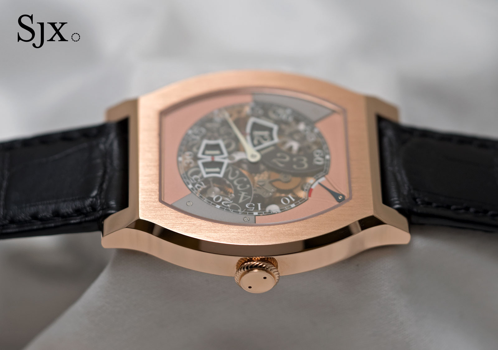 FP Journe Vagabondage III red gold 13