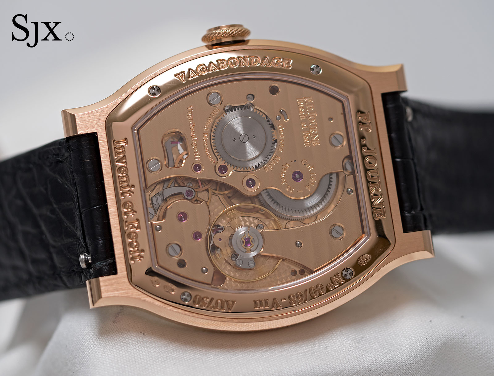 FP Journe Vagabondage III red gold 14