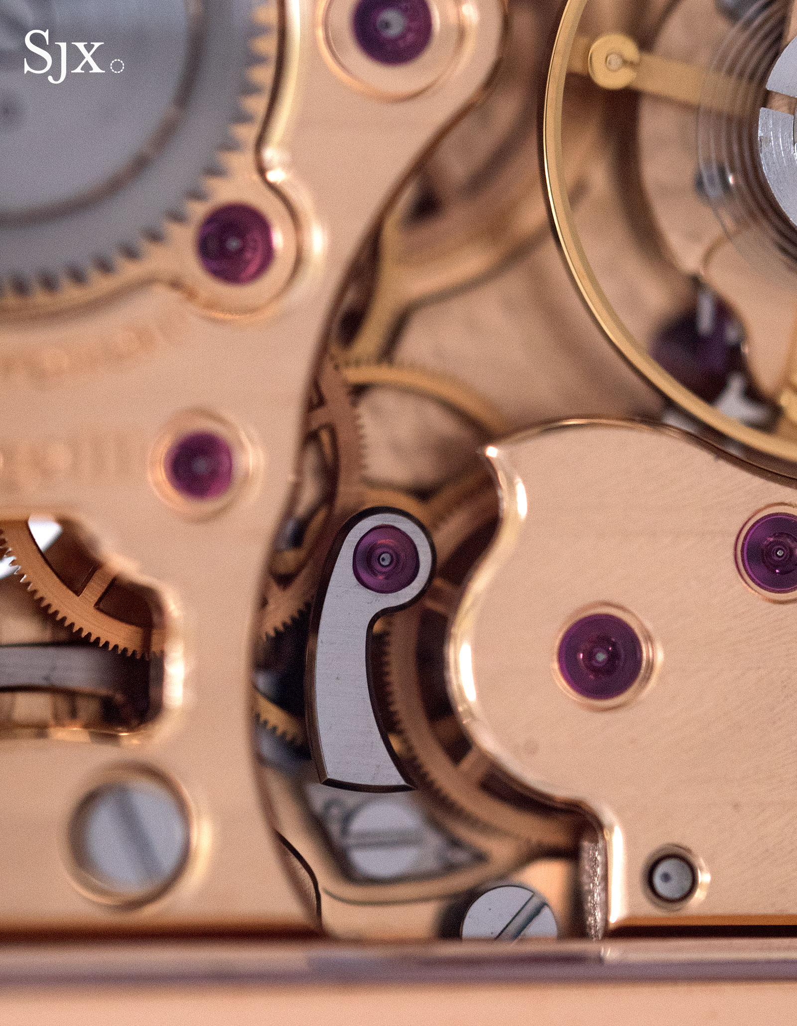 FP Journe Vagabondage III red gold 15