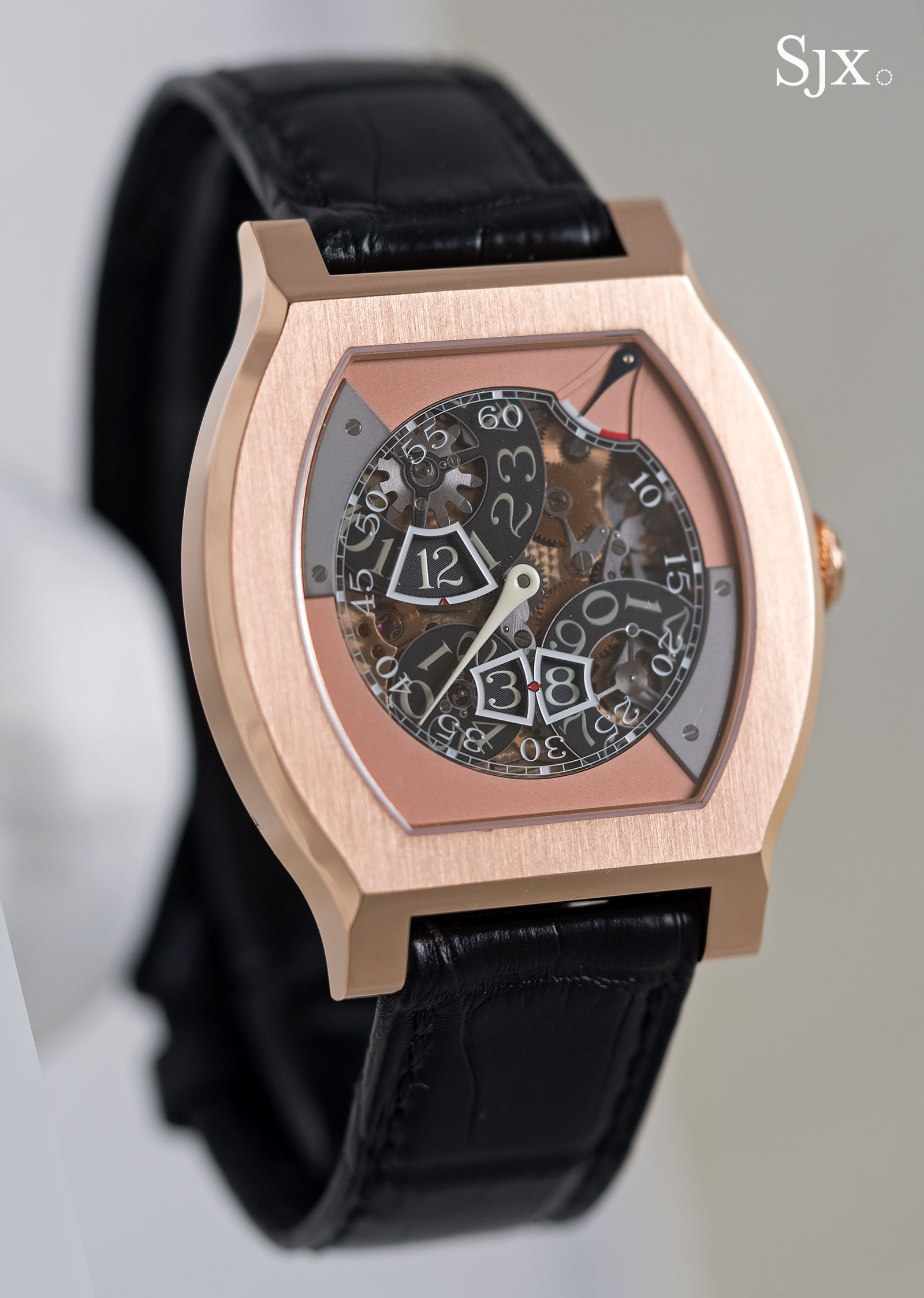 FP Journe Vagabondage III red gold 2