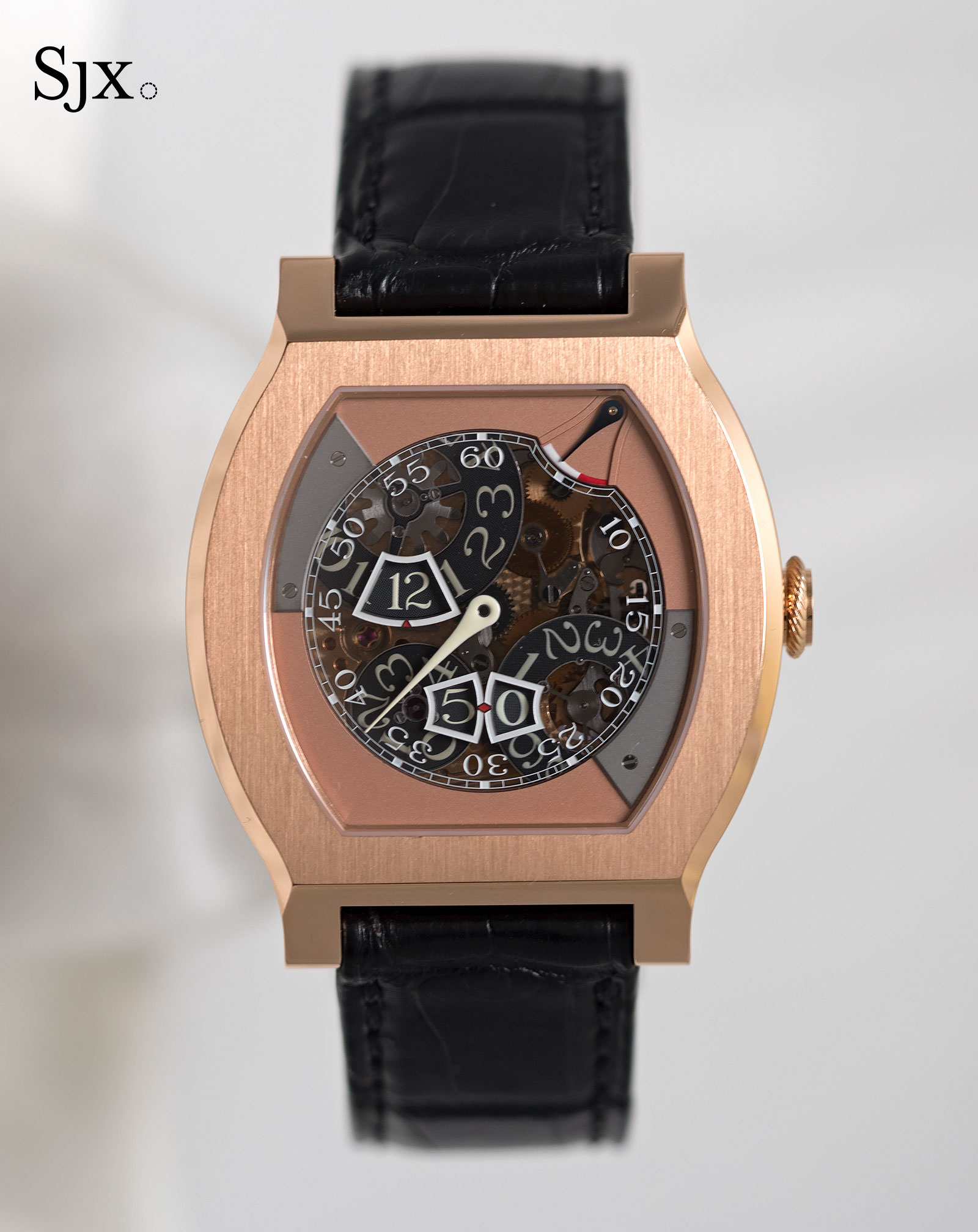 FP Journe Vagabondage III red gold 3