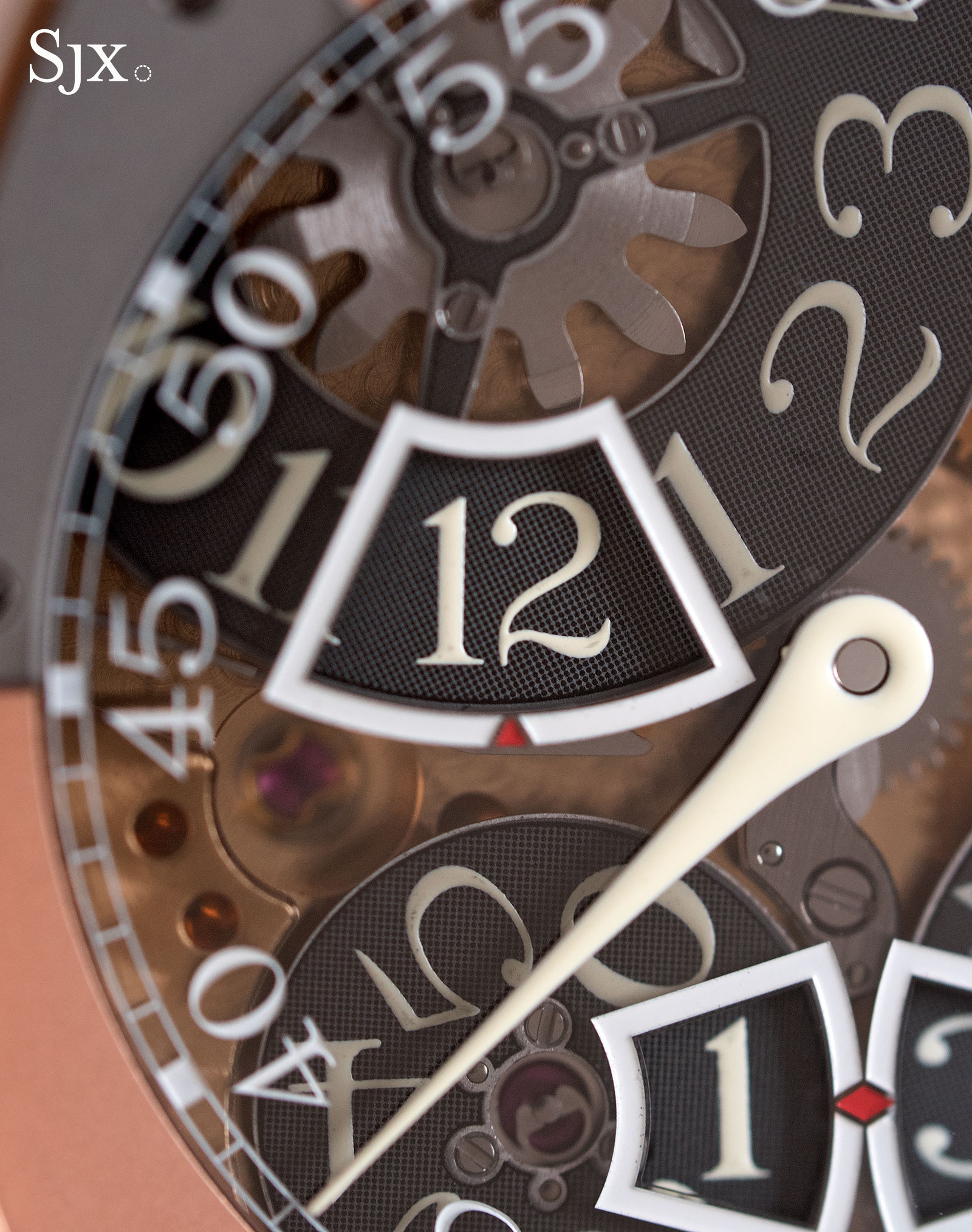 FP Journe Vagabondage III red gold 4