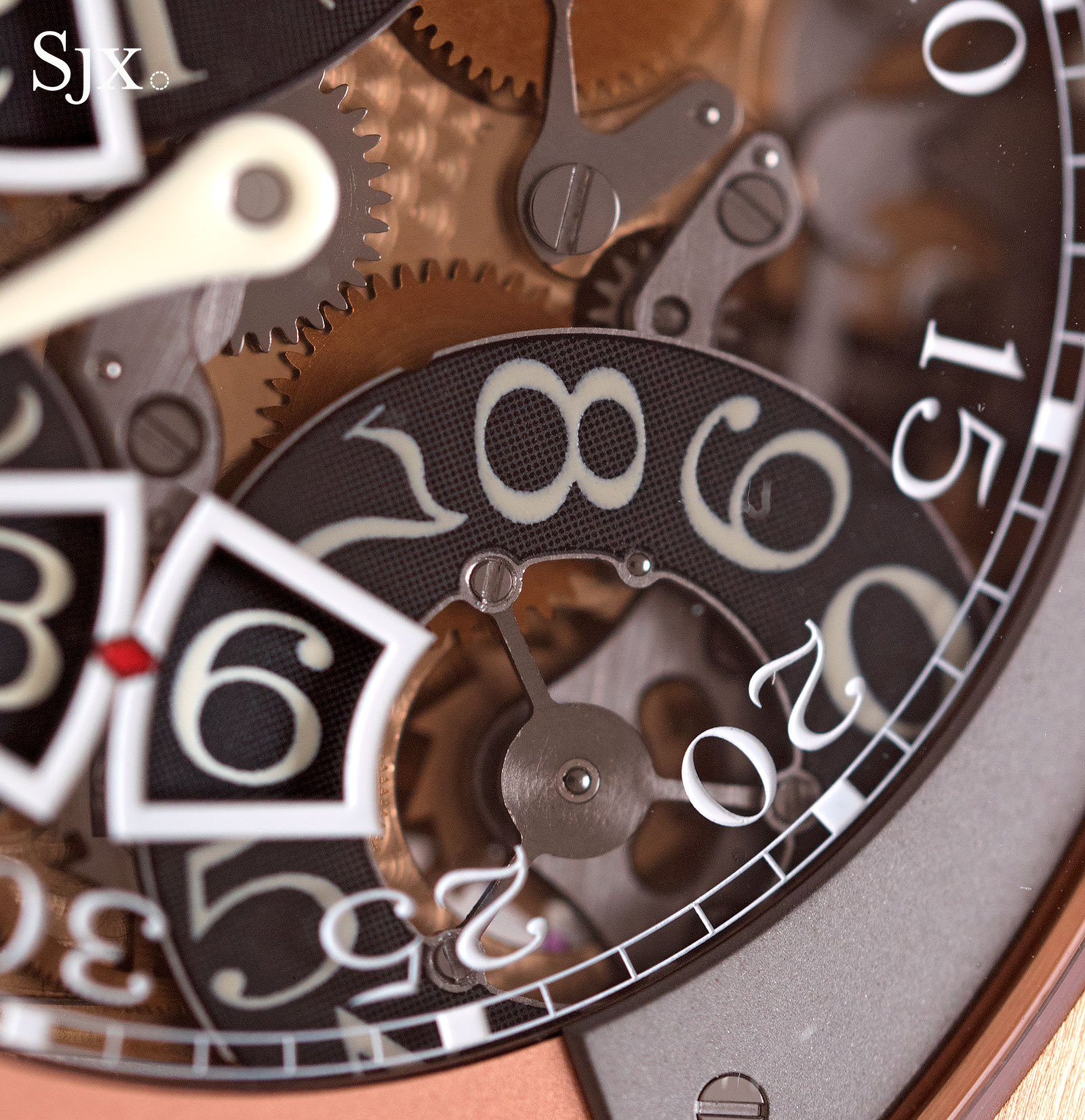 FP Journe Vagabondage III red gold 6