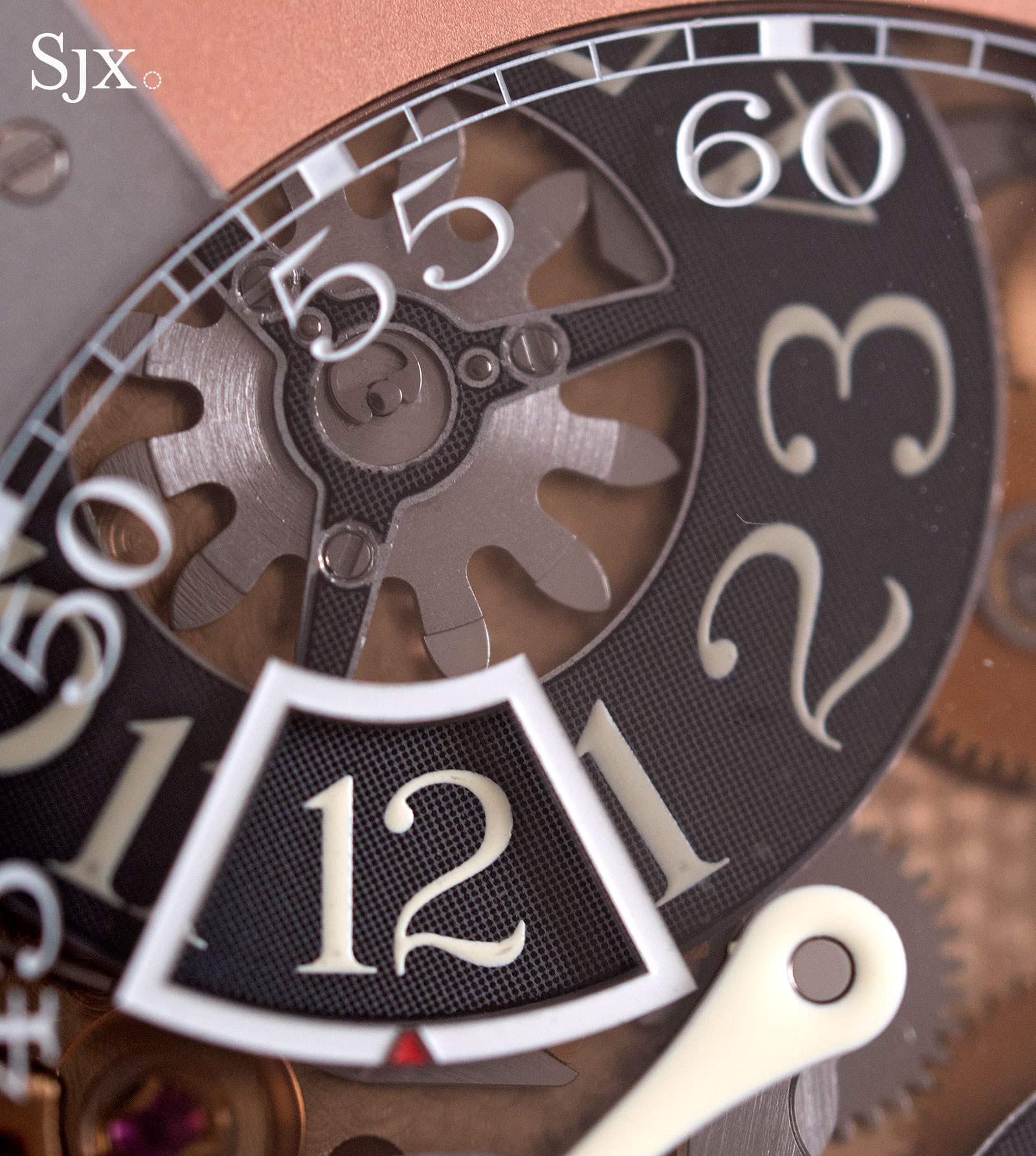 FP Journe Vagabondage III red gold 7