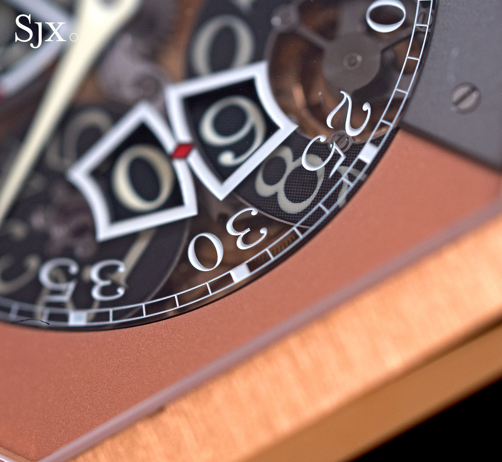FP Journe Vagabondage III red gold 9