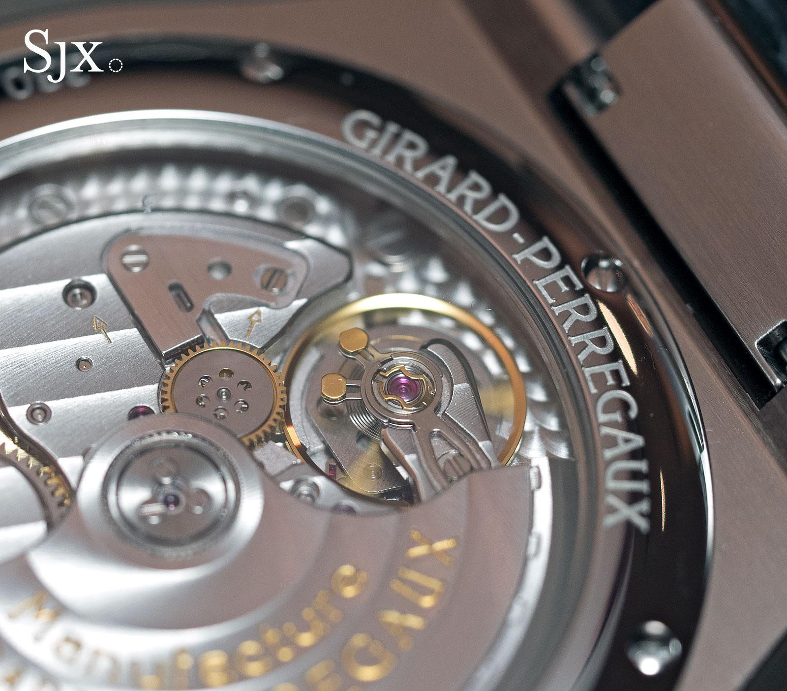 Girard-Perregaux Laureato 42mm 9