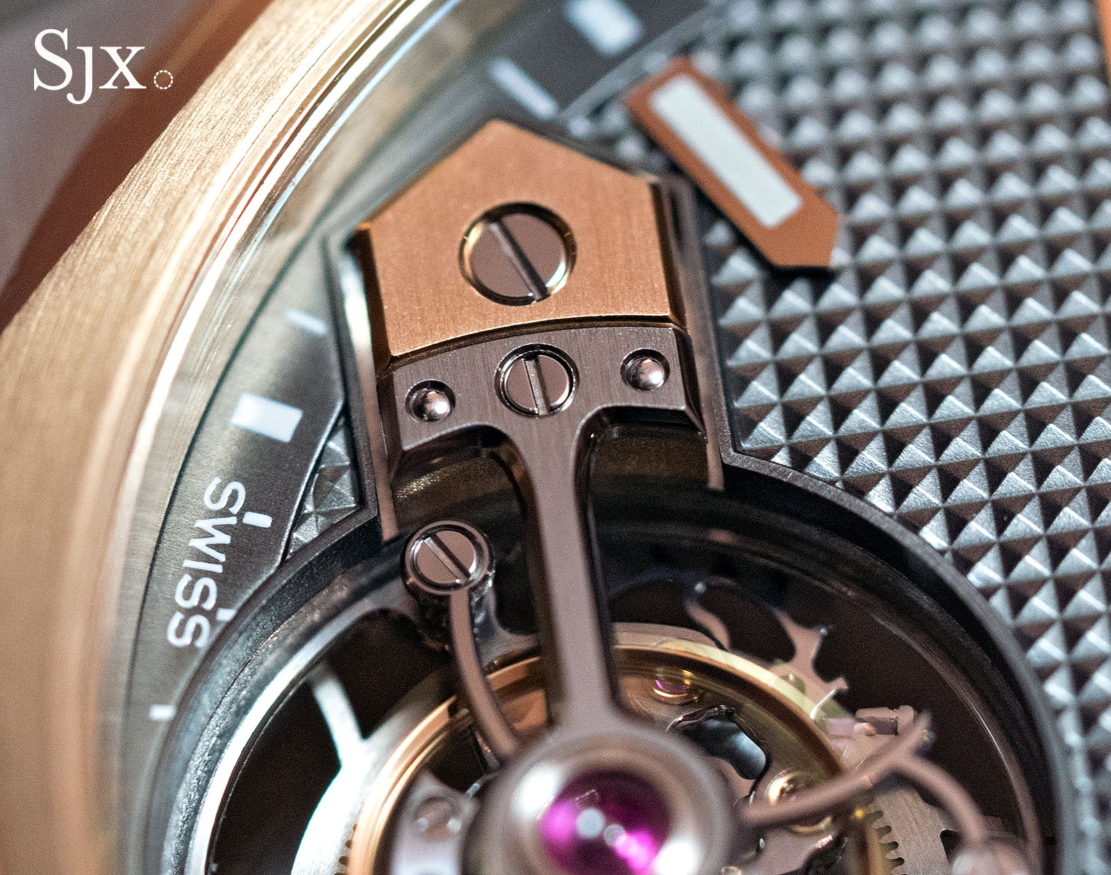 Girard-Perregaux Laureato Tourbillon titanium 4