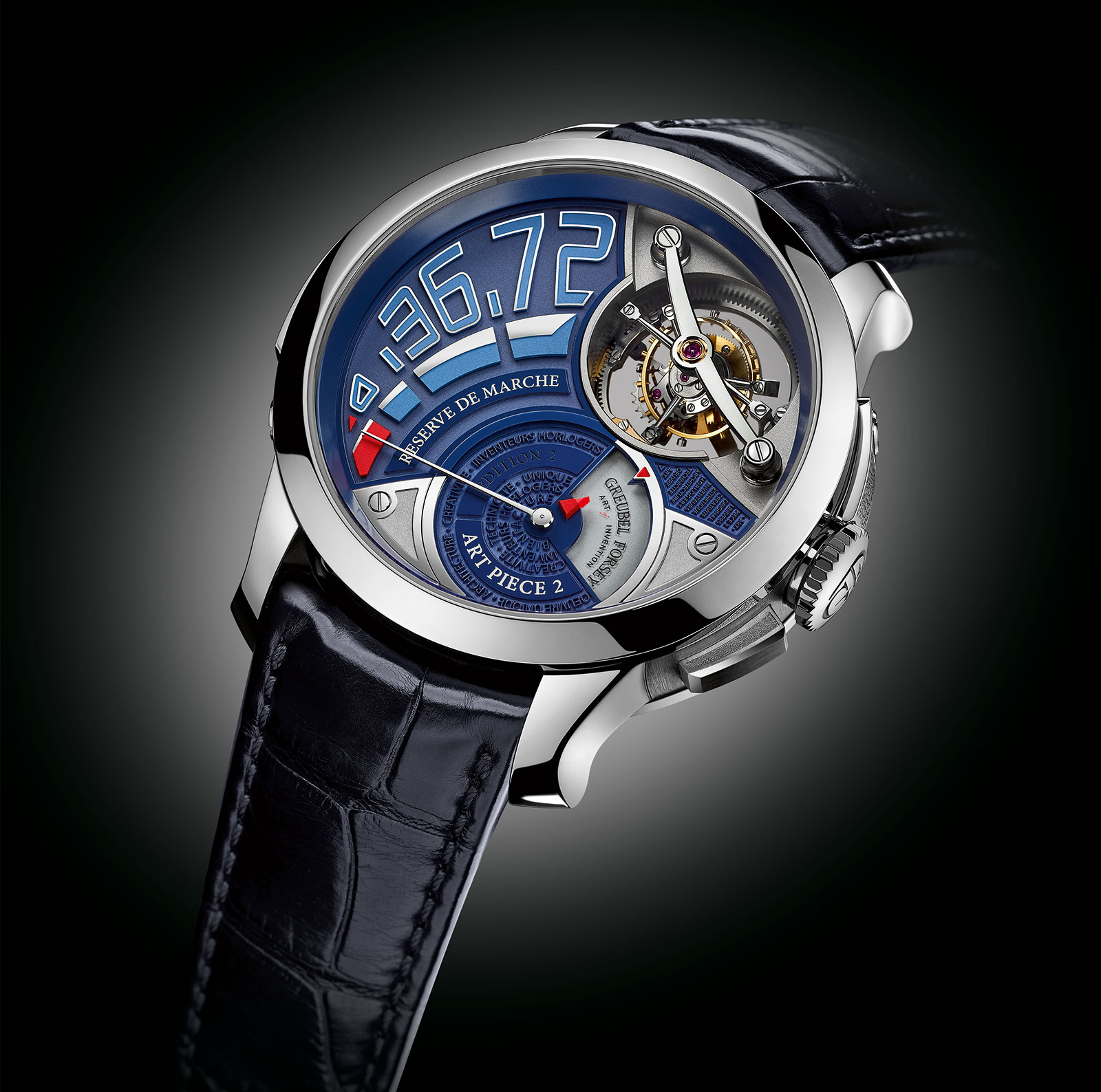 Greubel Forsey Art Piece 2 Edition 2-2