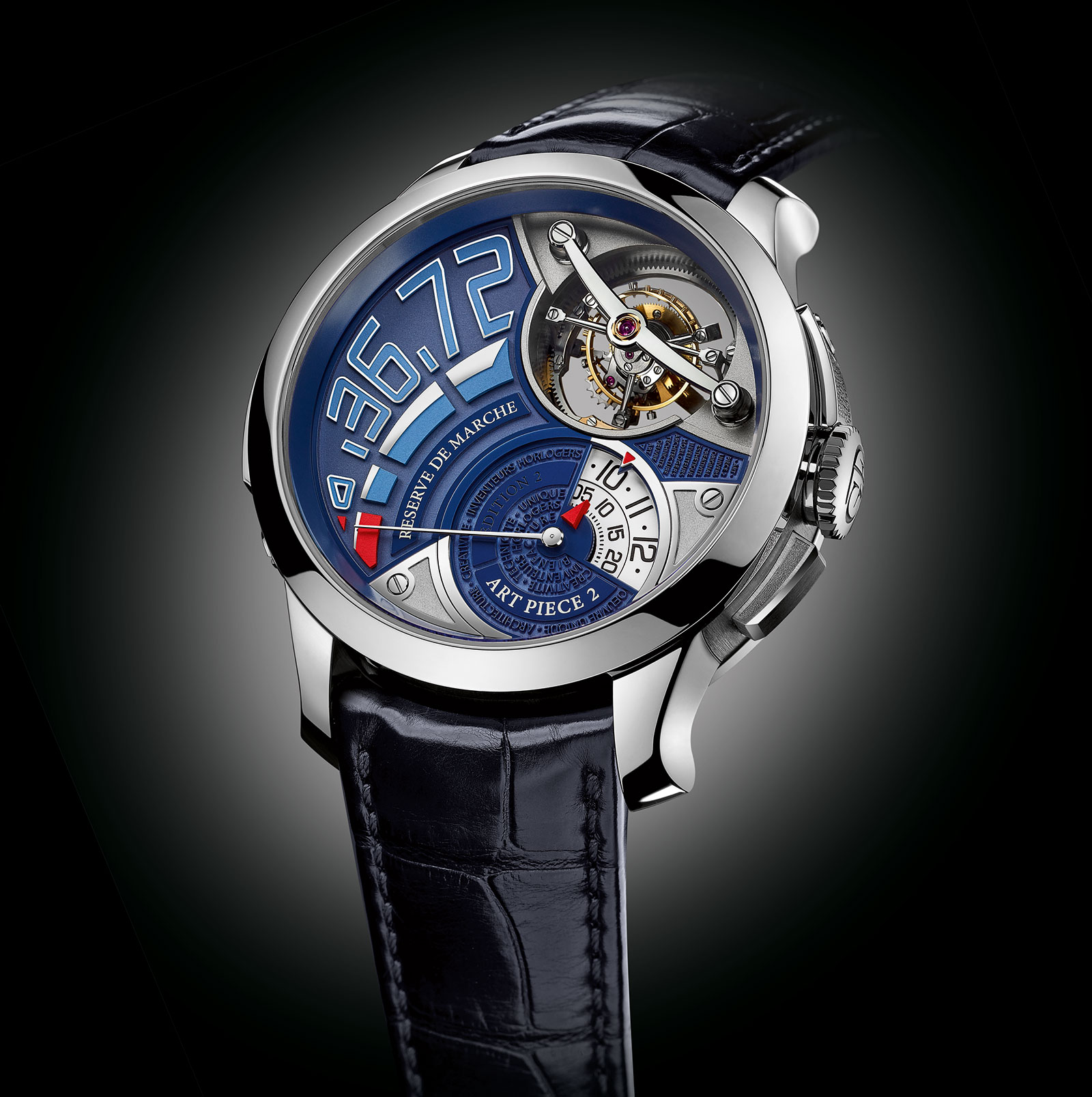 Greubel Forsey Art Piece 2 Edition 2-3
