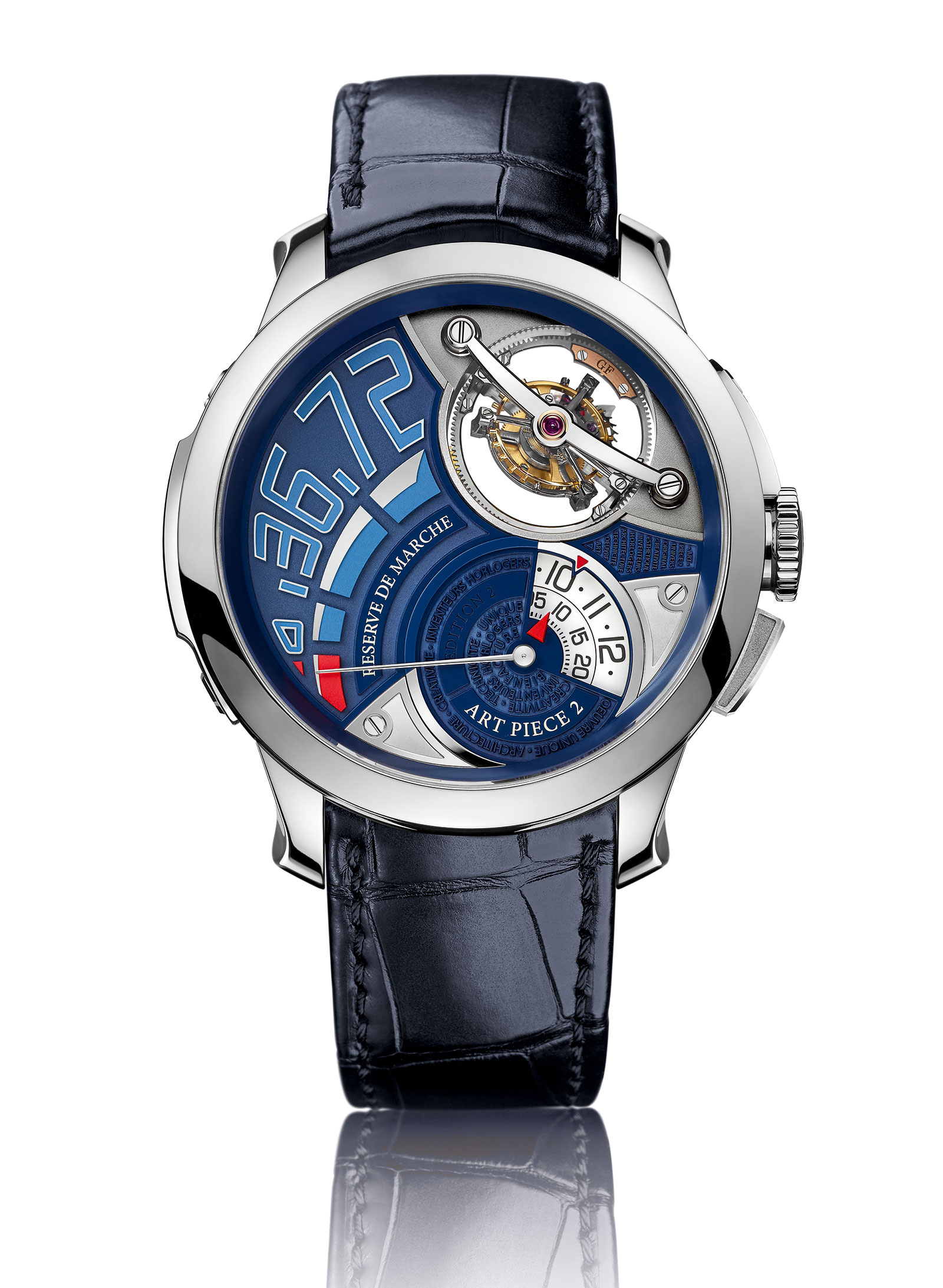 Greubel Forsey Art Piece 2 Edition 2-4