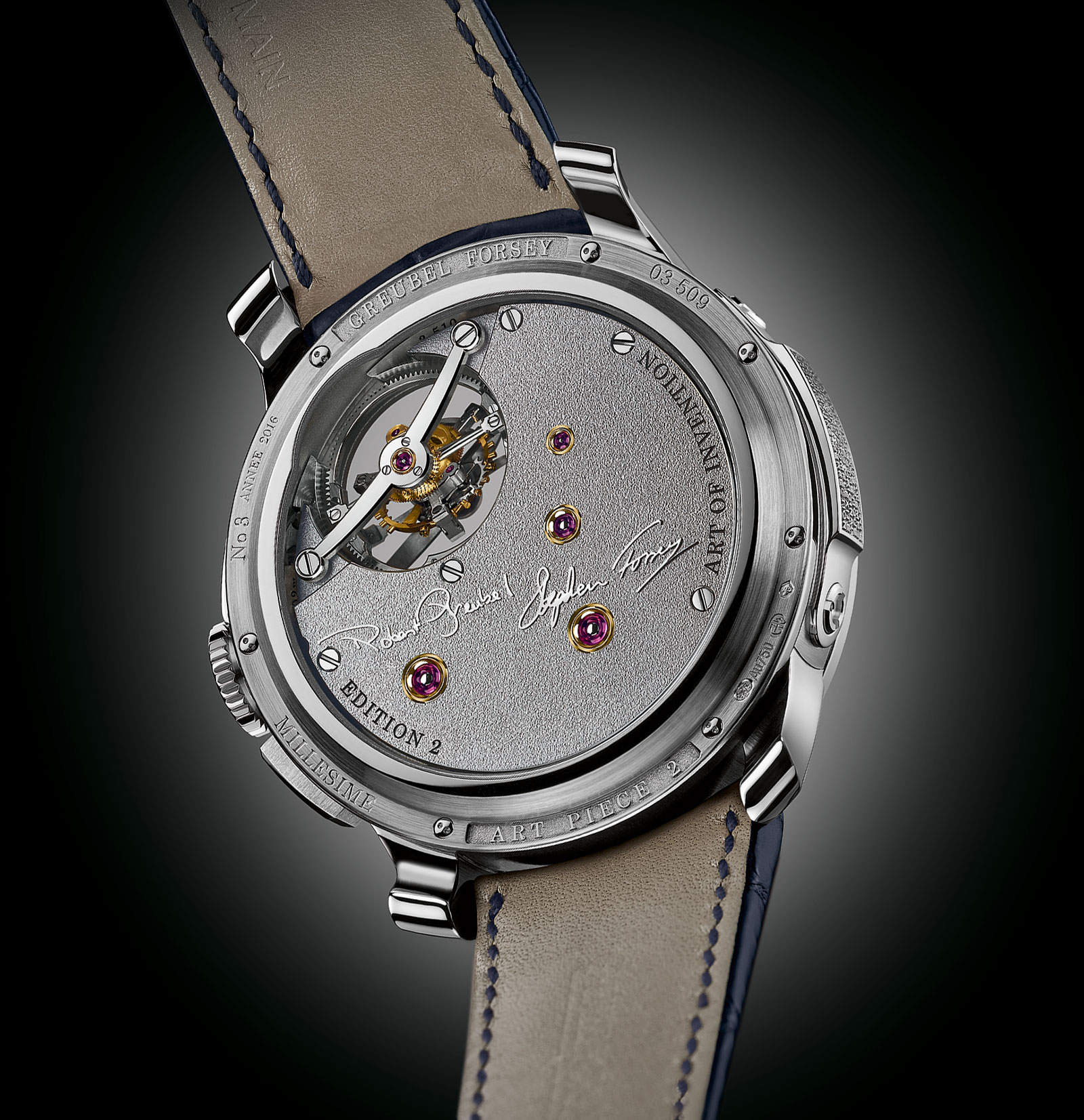 Greubel Forsey Art Piece 2 Edition 2-5